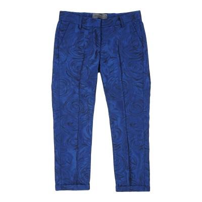 SIMONETTA パンツ ブルー 16 ポリエステル 38% / アセテート 33% / コットン 29% パンツ