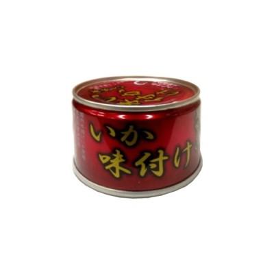 伊藤食品 美味しいいか  味付け  赤  135g  x  6