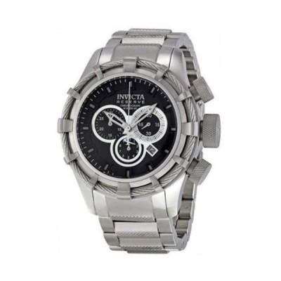 腕時計 インヴィクタ メンズ Invicta1444 Reserve Bolt スイス クロノグラフ ステンレス スチール 腕時計