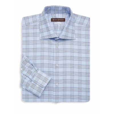 ヒッキーフリーマン Men Clothing Classic-Fit Cotton Dress Shirt