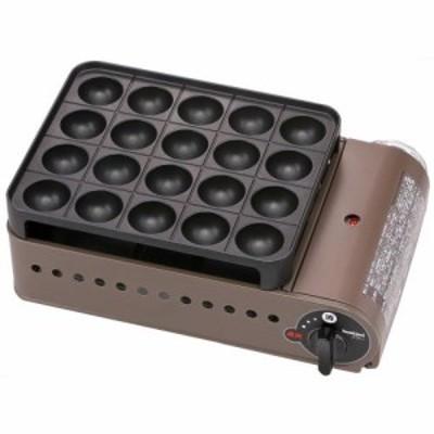 イワタニ カセットガスたこ焼器 スーパー炎たこ(えんたこ) CB-ETK-1