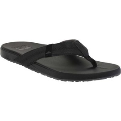 リーフ メンズ サンダル シューズ Cushion Phantom Thong Sandal Black Synthetic