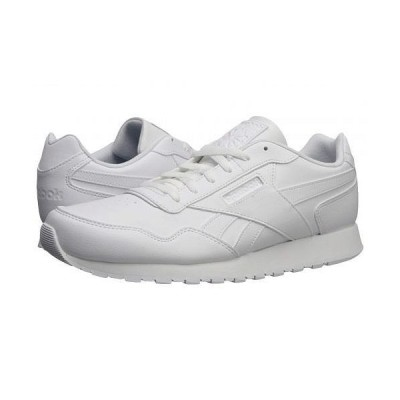 Reebok リーボック メンズ 男性用 シューズ 靴 スニーカー 運動靴 Classic Harman Run - White/White/White