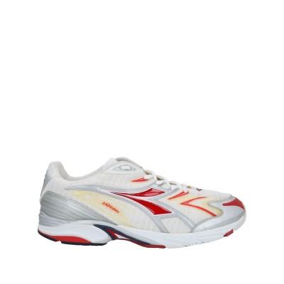 ディアドラ DIADORA スニーカー&テニスシューズ(ローカット) アイボリー 11 紡績繊維 スニーカー&テニスシューズ(ローカット)