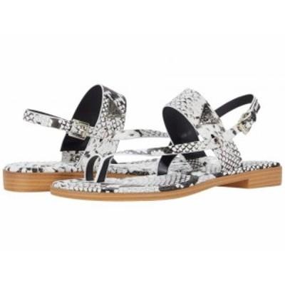 GUESS ゲス レディース 女性用 シューズ 靴 サンダル Geesa White Multi【送料無料】