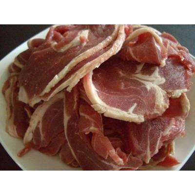 ラムジンギスカン1kg〔E〕北港直販☆羊肉