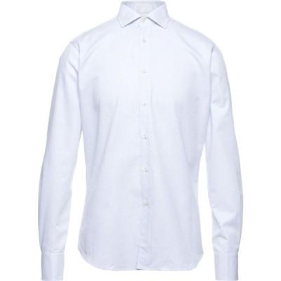 イングラム INGRAM メンズ シャツ トップス Patterned Shirt White