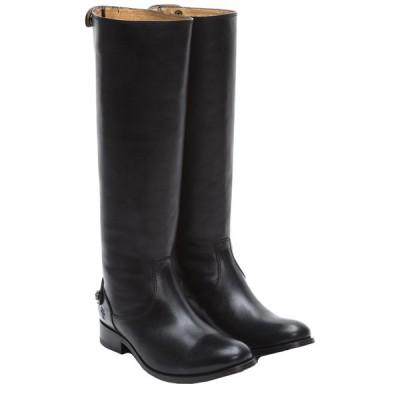 フライ ブーツ&レインブーツ シューズ レディース Frye Melissa Leather Boot black leather