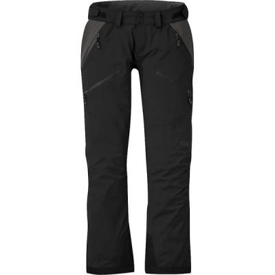 アウトドアリサーチ Outdoor Research レディース スキー・スノーボード ボトムス・パンツ Skyward II Pant Black