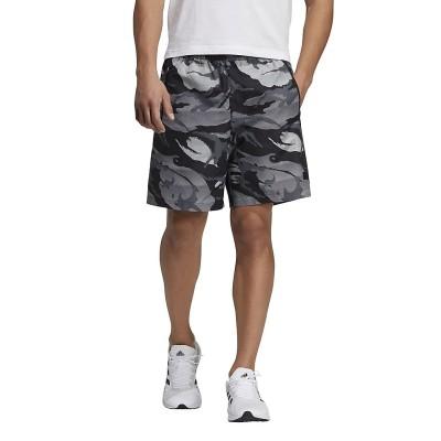 adidas (アディダス) ウーブン カモ ショーツ / Woven Camo Shorts XL~ . メンズ 49153 GP0834