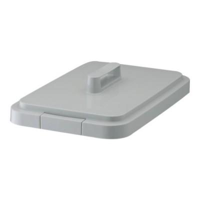 TRUSCO PPペール角型48L用フタ TPPK45FGY [TPPK-45F-GY][r20][s9-810]