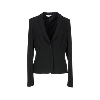 リュー ジョー LIU •JO テーラードジャケット ブラック 46 88% ポリエステル 12% ポリウレタン テーラードジャケット