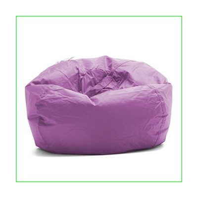 Big Joe Bean Bag, 98-Inch, Radiant Orchid by Big Joe
