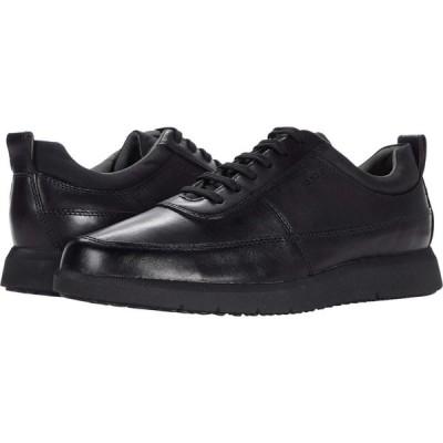 ジェオックス Geox メンズ スニーカー シューズ・靴 Errico 2 Black
