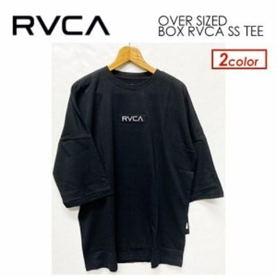RVCA ルーカ ルカ Tシャツ オーバーサイズ ボックスロゴ 半袖 20ss●OVER SIZED BOX RVCA SS TEE BA041218