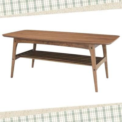 リビングテーブル Nordic ノルディック NOR-822WAL コーヒーテーブルL