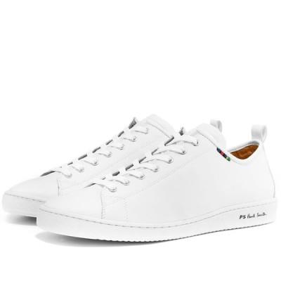 ポールスミス Paul Smith メンズ スニーカー シューズ・靴 miyata sneaker White
