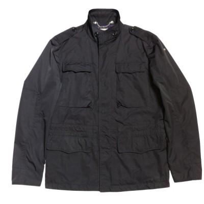 HISTORIC RESEARCH コットンフィールドジャケット M-65 ブラック サイズ:S (神戸三宮センター街店) 210408
