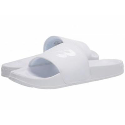 New Balance ニューバランス メンズ 男性用 シューズ 靴 サンダル 200 White/White Synthetic【送料無料】
