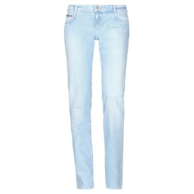 YOOX - CALVIN KLEIN JEANS ジーンズ ブルー 29 コットン 98% / ポリウレタン 2% ジーンズ