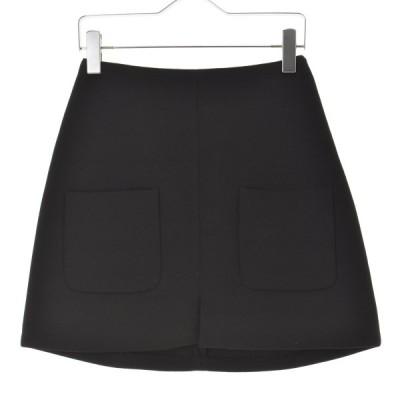 【期間限定値下げ】SEE BY CHLOE / シーバイクロエ S6SJU05-S6S011 Waisted A-Line Pocket Mini Skirt スカート