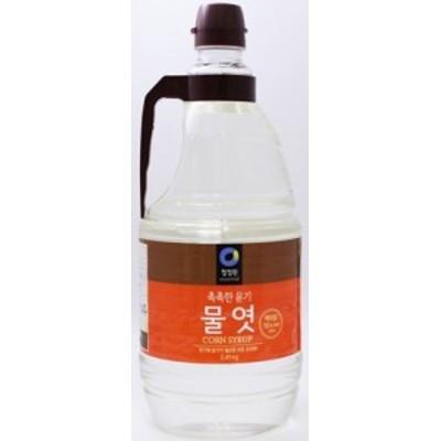 チョンジョンウォン 清浄園 水あめ 2.45kg 水飴