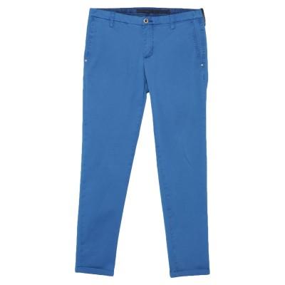 アティピコ AT.P.CO パンツ ブルー 54 コットン 97% / ポリウレタン 3% パンツ
