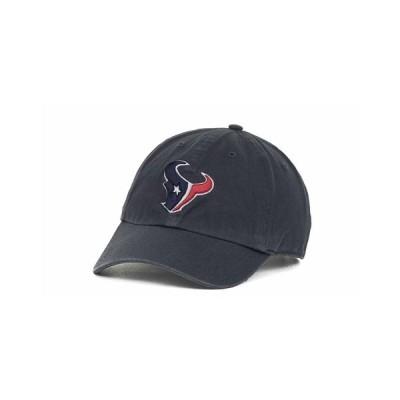 47ブランド 帽子 アクセサリー メンズ Houston Texans Clean Up Cap Navy
