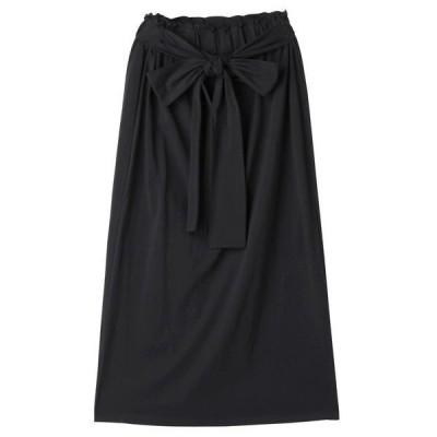 スカート ウエストギャザースカート