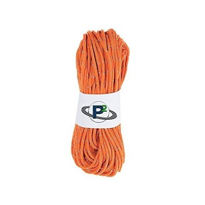 PARACORD PLANET Fluorescent Reflective 95lb 1.8mm Paracord in Lengths of 10