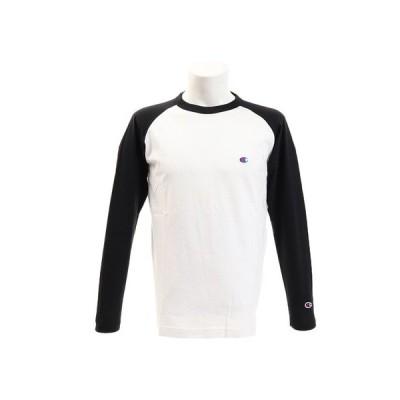 チャンピオン-ヘリテイジ(CHAMPION-HERITAGE) Tシャツ メンズ 長袖 ラグラン C3-P402 090 オンライン価格 (メンズ)