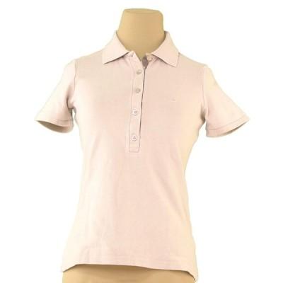 バーバリー ポロシャツ 半袖 カットソー ♯Sサイズ ホース刺繍 BURBERRY 中古