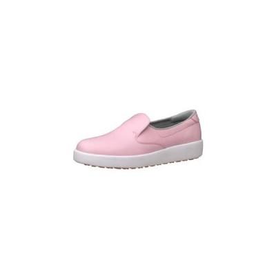 ミドリ安全 ハイグリップ作業靴 H-700N 25.5cm ピンク SKT4340