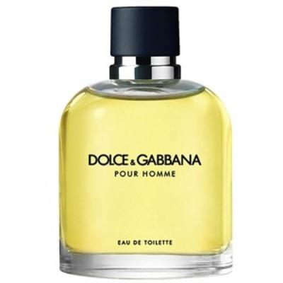 【送料無料】 ドルチェ&ガッバーナ プールオム EDT オードトワレ SP 125ml (香水) DOLCE & GABBANA D&G