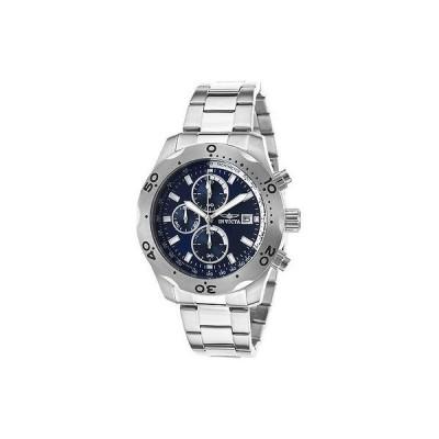 腕時計 インヴィクタ メンズ Invicta17748 スペシャルty クロノグラフ ブルー ダイヤル ステンレス スチール 腕時計