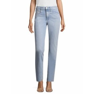 レディース パンツ デニム Straight Leg Jeans