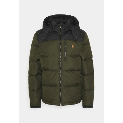 ラルフローレン ジャケット&ブルゾン メンズ アウター JACKET - Down jacket - company olive