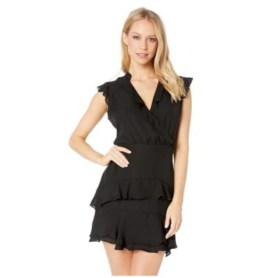パーカー Parker レディース ワンピース ワンピース・ドレス Tangia Dress Black