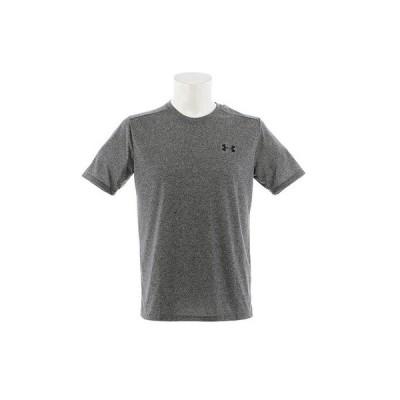 アンダーアーマー(UNDER ARMOUR) Tシャツ メンズ スレッドボーン 半袖Tシャツ 1325029 BLK/GPH AT (メンズ)