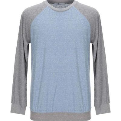 ベルナ BERNA メンズ ニット・セーター トップス sweater Azure