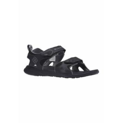 コロンビア メンズ サンダル シューズ 2 Strap Sandals Black, Ti Grey Steel
