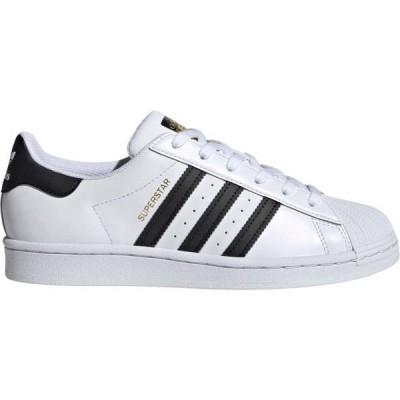 アディダス オリジナルス レディース adidas Originals Superstar スニーカー White/Black