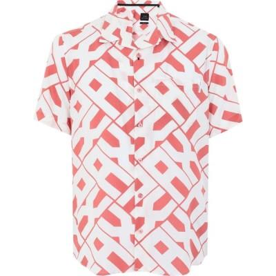 アルマーニ ARMANI EXCHANGE メンズ シャツ トップス patterned shirt Rust