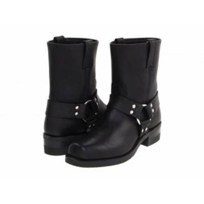 Frye フライ メンズ 男性用 シューズ 靴 ブーツ ライダーブーツ Harness 8R Black【送料無料】