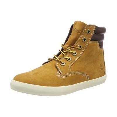Timberland Dausette Sneaker Boot, Wheat, 6.5【並行輸入品】
