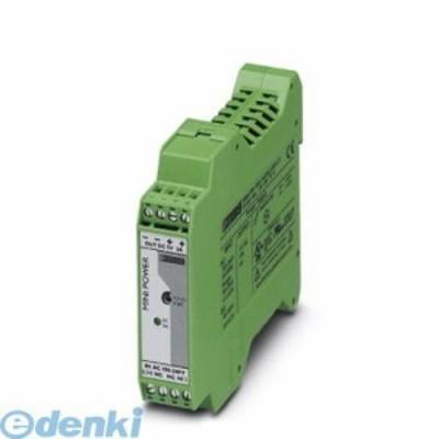 フェニックスコンタクト [MINI-PS-100-240AC/5DC/3] 電源 - MINI-PS-100-240AC/ 5DC/3 - 2938714 MINIPS100240AC5DC3