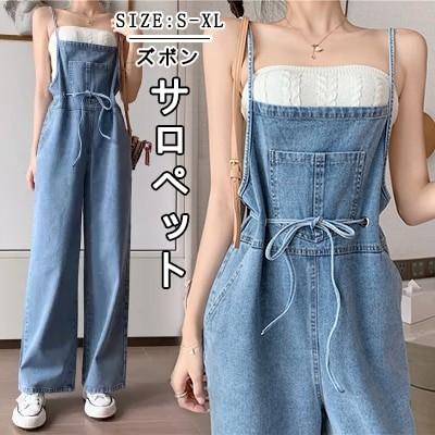 2021年新作ファッションデニムオーバーオール女性韓国版ルーズサマーシンスタイル/サロペット/デニムサロペットAP27