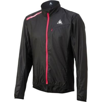 le coq sportif(ルコック) クリアジャケット QCMNGC22 BLK ブラック S