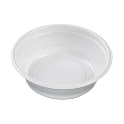 エフピコ DLV麺20(58) 本体 浅型 白 1パック(50枚)