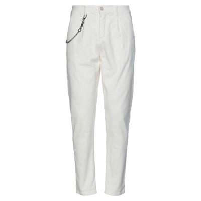 OUTFIT パンツ ホワイト 52 コットン 98% / ポリウレタン 2% パンツ